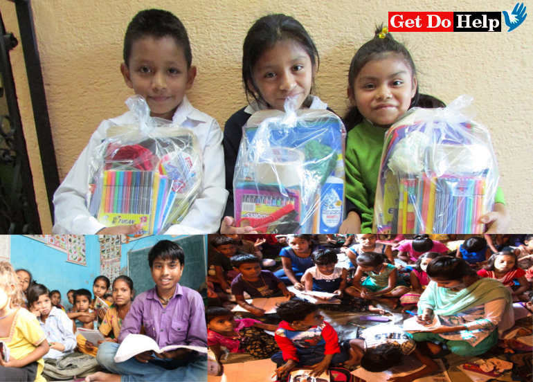 Donate Money For Child Education In India