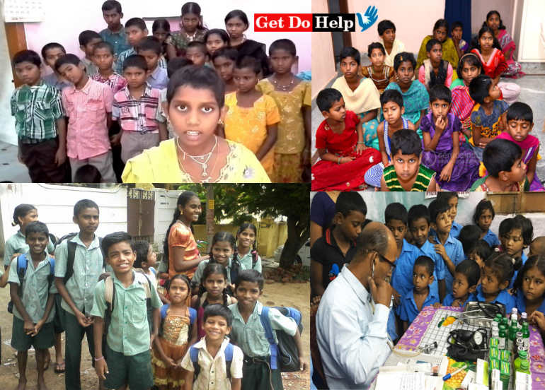 Taking Care Of Orphans: Logic to Donate Money to Orphans in India