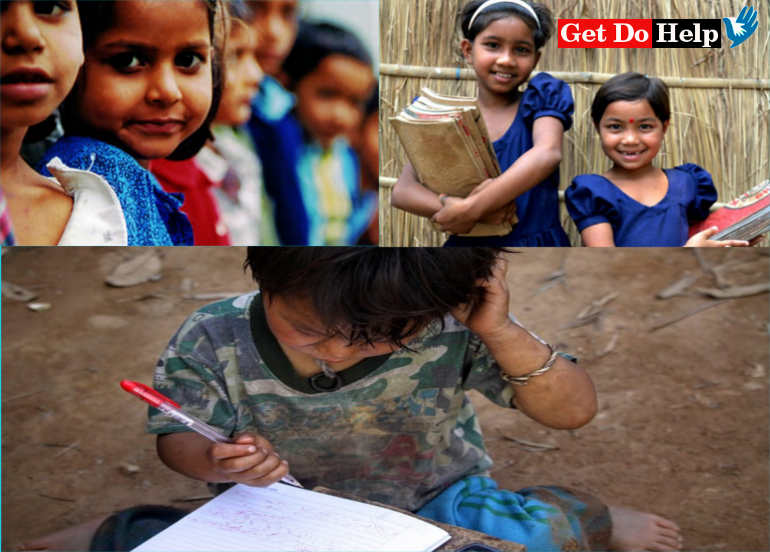 Save the Children By Donate Money Per Month or Once