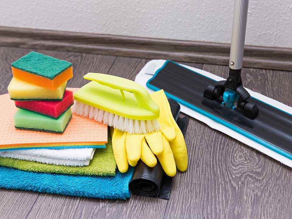 How To Clean Your Home Faster And More Efficiently