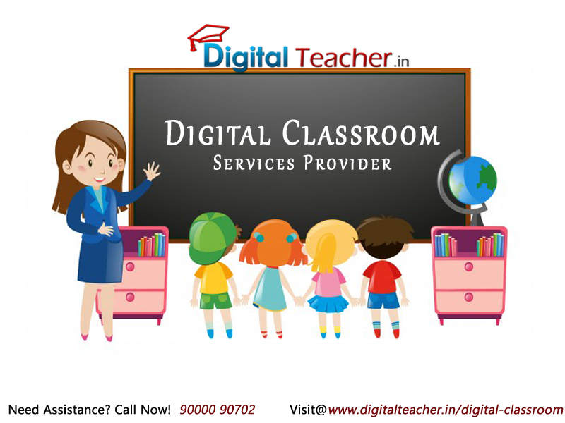 Digital Classroom Software: A revolutionary change in the field of Education