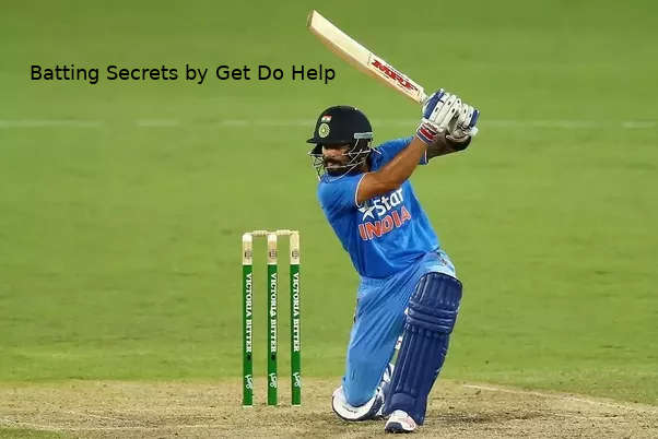 7 Secrete Of Attacking Batting Success in Cricket