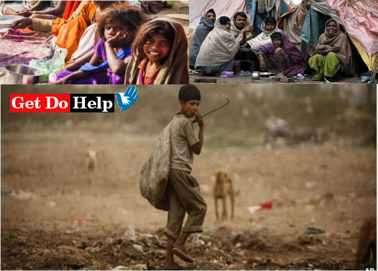 How to Help Poor Peoples in India Without Making Many Efforts?