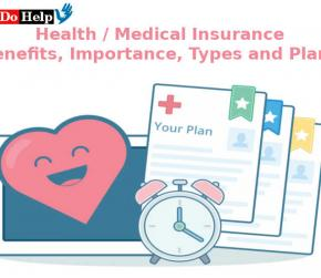 Health Insurance Definition, Importance, Plans & Types in Details