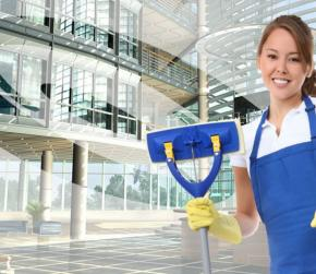 Commercial cleaning services calgary