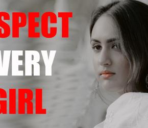 #Respect every girl's