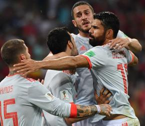 FIFA World Cup 2018: Undone By Cristiano Ronaldo's Genius, Troubled Spain Find Solace In Diego Costa's Goals
