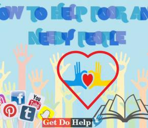 How To Help Poor And Needy People