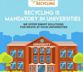 The Road to Zero Waste Campus Start Food Recycling