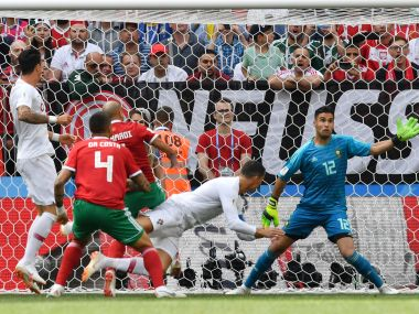 FIFA World Cup 2018: Cristiano Ronaldo's brilliance takes Portugal past Morocco but Fernando Santos' team still needs to fire together