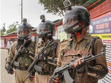 Amarnath Yatra gets hi-tech security as pilgrims depart under watchful eye of drones, CCTV cameras