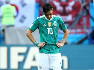 FIFA World Cup 2018: Germany make sorry examples of themselves after abject display of football against South Korea