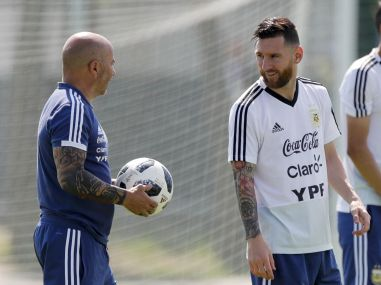 FIFA World Cup 2018: Lionel Messi and Argentina take on France in Round of 16; Cristiano Ronaldo's Portugal face Uruguay