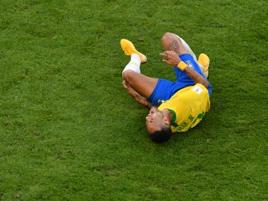 FIFA World Cup 2018: Neymar delights with trickery against Mexico, but his histrionics dilute narrative about his talent