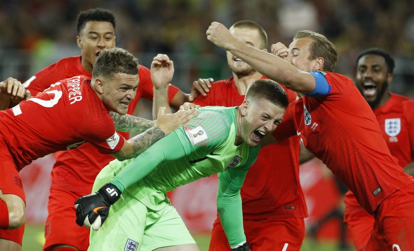FIFA World Cup 2018: England end longest running gag in footballing history with victory on penalties against Colombia