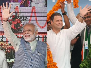 Congress debacle in Karnataka polls 2018: Rahul Gandhi should remember imitating Narendra Modi won't help him defeat BJP