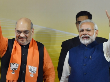Is the Opposition uniting for 2019 with the sole agenda of challenging Narendra Modi, or is there more to it?