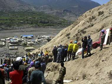 Two pilots killed in Makalu Air cargo plane crash at Simikot Pass in Nepal's Humla