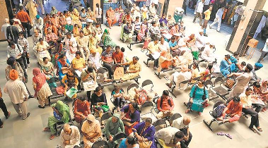 Over 68.80 lakh OPD patients visited govt health facilities in Chandigarh: Report