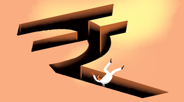 Rupee hits all-time low of 69.12 against US dollar