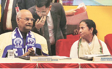 Girls in IITs very low… this can't go on : Ramnath Kovind at IIT Kharagpur's 64th convocation