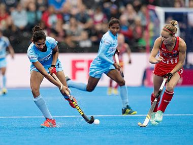 Women's Hockey World Cup 2018: India qualify for knock-out stages with well-deserved draw against USA