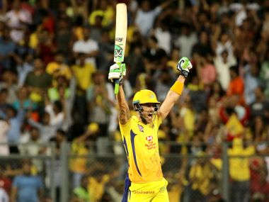 IPL 2018: Faf du Plessis' fighting knock against Sunrisers Hyderabad takes Chennai Super Kings to seventh final