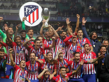 Super Cup: Diego Costa nets brace as Atletico Madrid battle past city rivals Real in extra time to claim title
