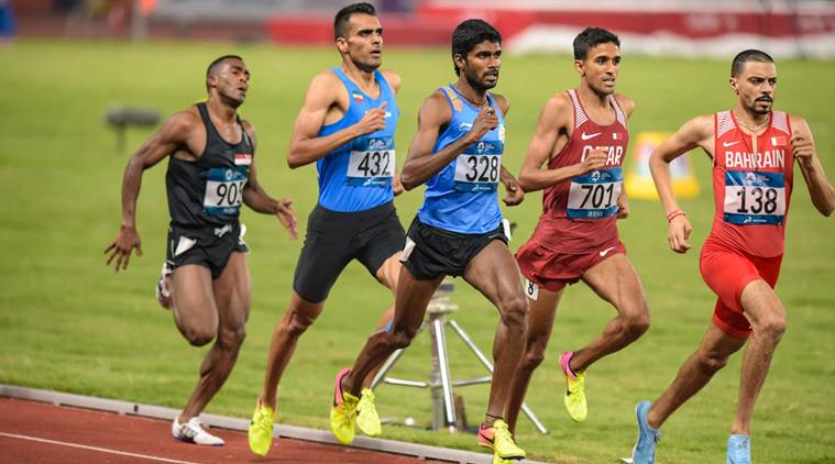 Asian Games 2018 Day 12 Live Updates Live Streaming: Manjit Singh, Jinson Johnson in 1500m final action