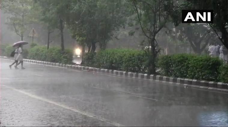 Heavy Rains Lash Parts of Delhi-NCR, cause waterlogging in several parts of city