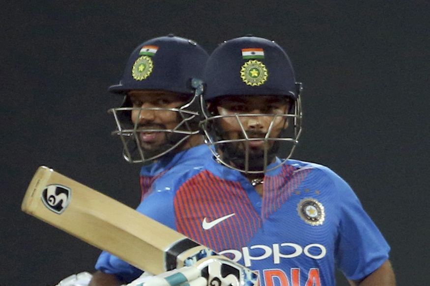 Pant & Dhawan Star as India Complete Series Whitewash Over West Indies