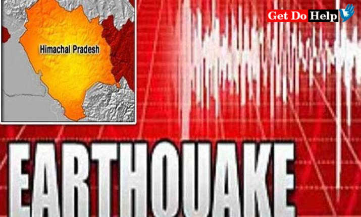 Himachal Pradesh: Earthquake hits several parts of Mandi district