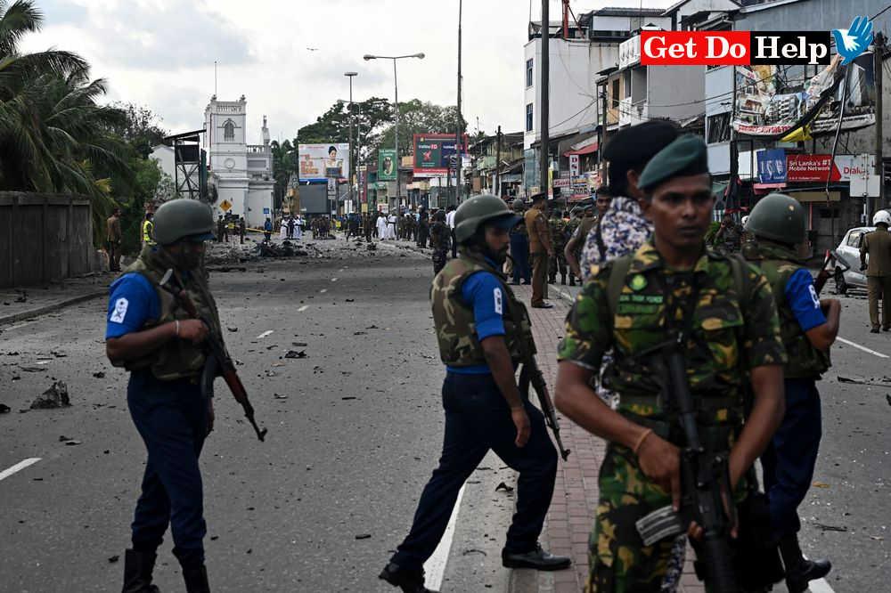 Sri Lankan President Maithripala Sirisena Vows To Destroy Jihadists