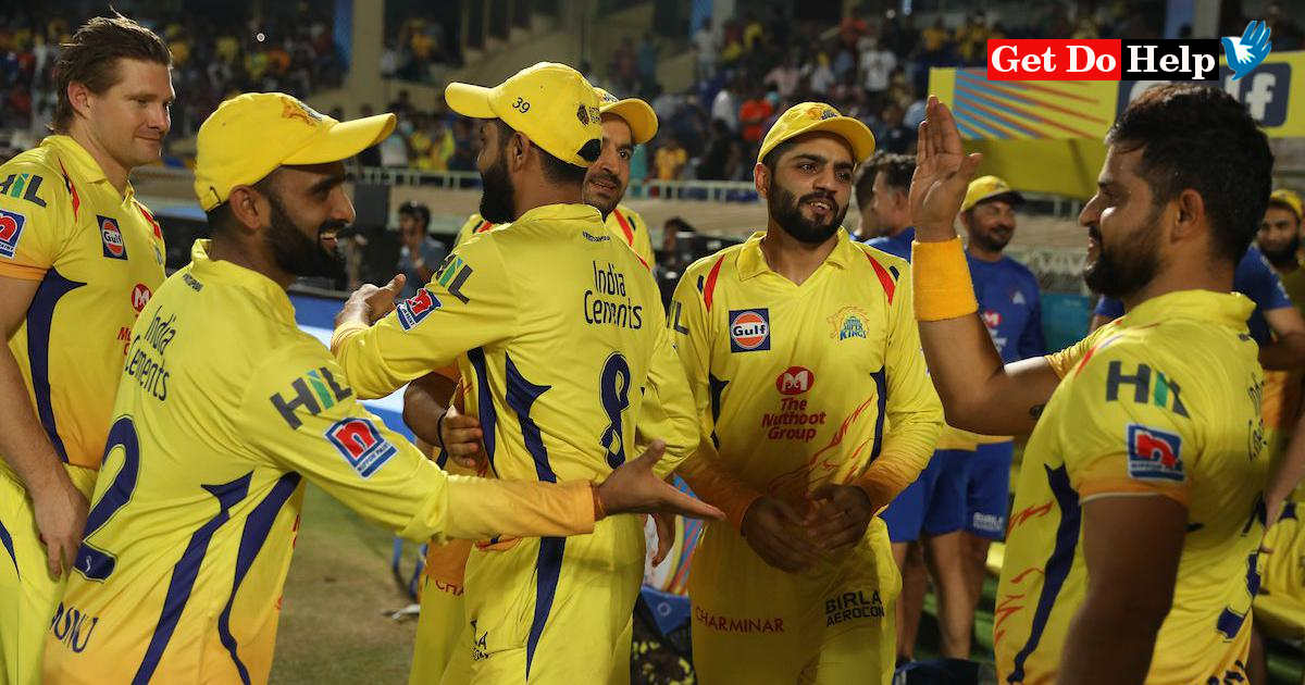 Chennai Super Kings In Ipl: 8 Finals In 10 Seasons
