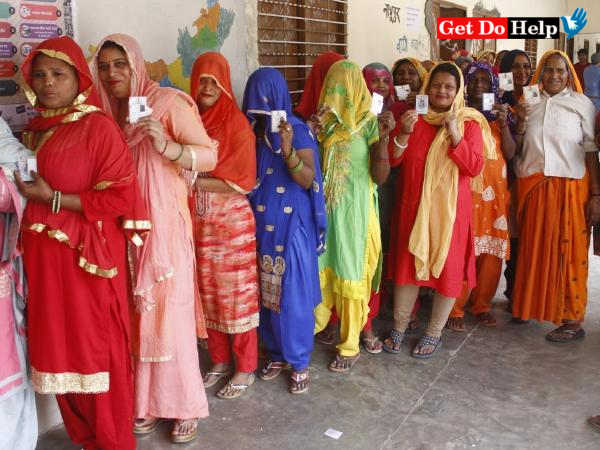 Lok Sabha Elections 2019 : Sixth Phase Of Polling Recorded 63.5%