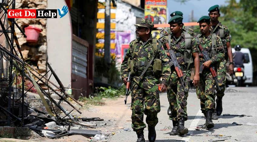 Anti-Muslim Riots In Sri Lanka, Nationwide Curfew Imposed