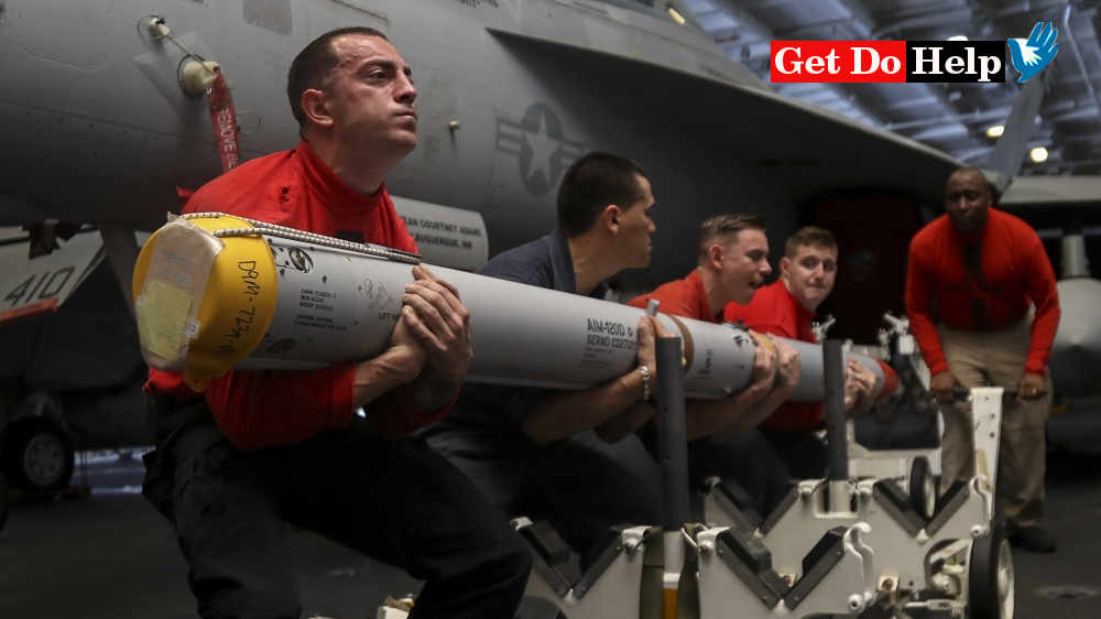 US Warns Carriers Flying Over Arabian Gulf Of 'Misidentification'