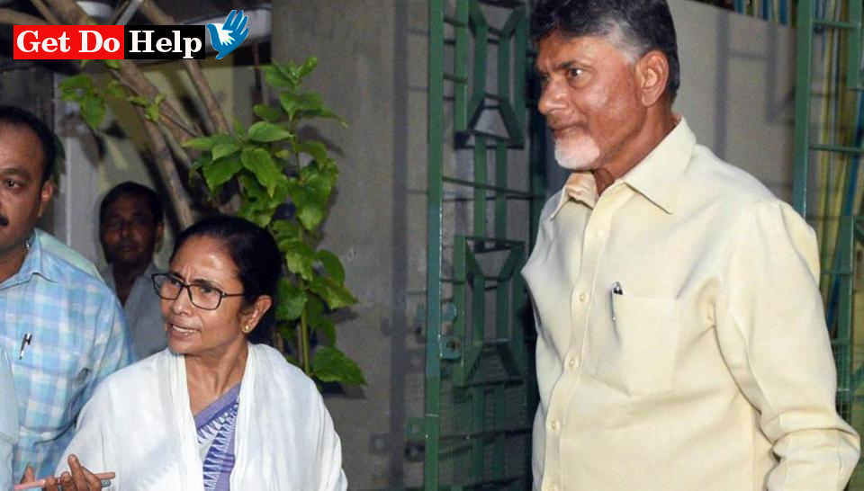 Chandrababu Naidu's Plan Doesn't Take Off at Mamata Banerjee Meet, Focus Back on EVMs