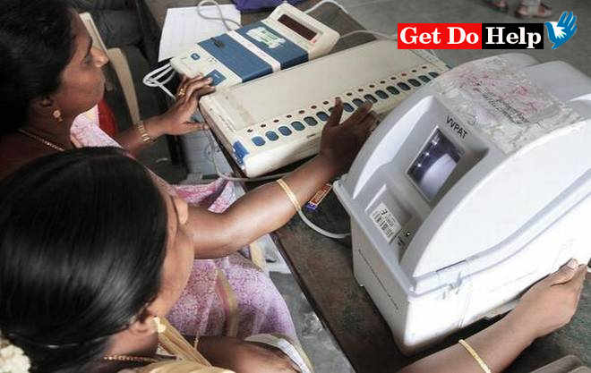 Opposition to Meet ECI Today Over VVPAT Verification