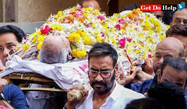 Action Director Veeru Devgan, Father Of Ajay Devgn, Passes Away