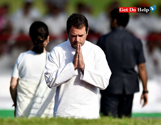 Rajasthan Congress Passes Resolution Urging Rahul To Remain As Party Chief