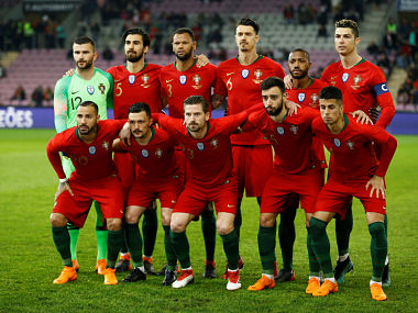 FIFA World Cup 2018: Having shed underdog status, Portugal head to Russia shouldering weight of expectations
