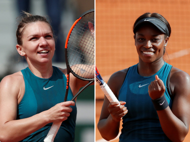 French Open 2018: Sloane Stephens beats Madison Keys in semi-final to set up title showdown against Simona Halep