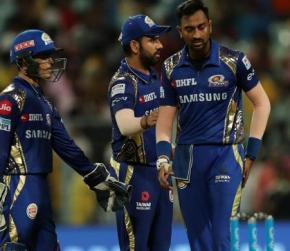 Not easy to be on the line all the time: Rohit Sharma after MI go 4th