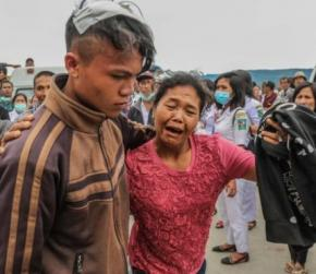 Indonesia ferry disaster: Lake Toba captain detained