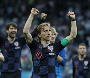FIFA World Cup 2018: Luka Modric stars to help Croatia beat hapless Argentina and cruise into Round of 16