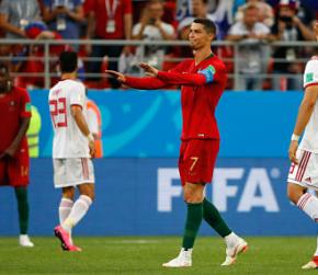 FIFA World Cup 2018: Portugal finish second in Group B after conceding controversial injury-time penalty against Iran
