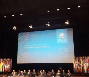 India rejects anti-chemical weapons draft, says consultations were incomplete