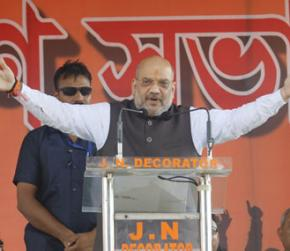 Amit Shah eyes 22 seats from West Bengal in 2019, but BJP must consider TMC threat, seek realistic target