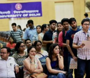 Delhi University releases third cut-off list for English, Economics, Science courses; SRCC closes admissions